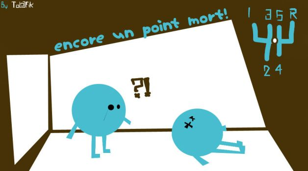 Point mort by ooToOFiKoo