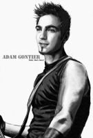 Adam Gontier by whispers-Dai
