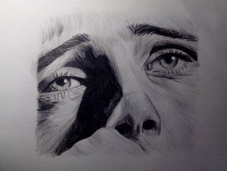Ian Curtis by Bloomink-1