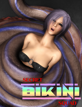 Secret Bikini Squad: Issue #17 by thesteedman