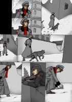 Sniper Comic, Page Three by smokewithoutmirrors