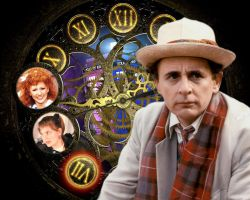 The Seventh Doctor by killashandra-falta