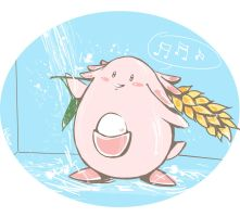 Request: Chansey by Hellenor