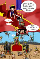 King of the Monkeys by sir-ryken