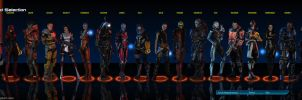 mass effect by vgxVideoGamezX5T5T5