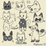 Cute Cat by Makkoto-for-you