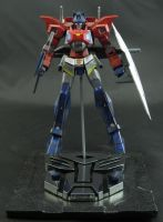 HG G-Exes Ver. Prime [Battle Scuff] + Stand by AlmightyElemento