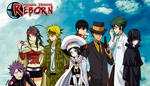 The Arcobaleno Wallpaper - Katekyo Hitman Reborn by franarok