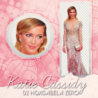 Katie Cassidy by SilverPngs