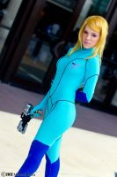 Samus Aran 15 by Insane-Pencil
