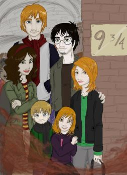 Harry Potter and DH: The End by Donny-Hobbitgirl