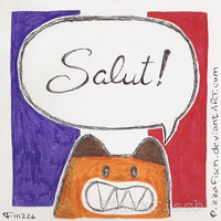 Salut by PizzaFisch