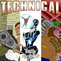 Commish:: Technical by GMrDrew