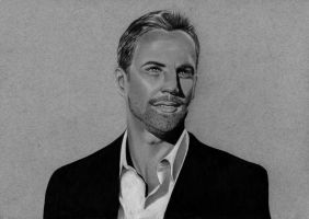 Paul Walker by Domenique2