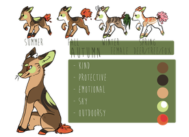 Autumn ref by leaflings