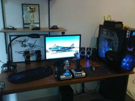 My Gaming Pc by rOEN911