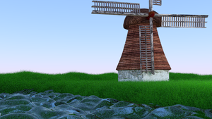 Windmill v.2 WIP by Conviley