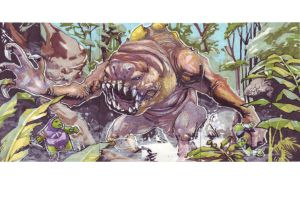 RANCOR colors by Shadowgrail