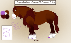 Dream EB Entry Re-do by Inked-Owl