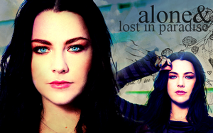 Alone, And Lost in Paradise by eternalullaby