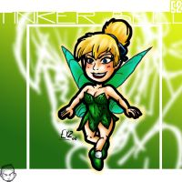 KG Tinker Bell by theEyZmaster