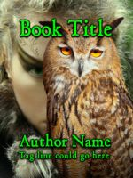 Pre Made Book Cover by MDBOOKCOVERS