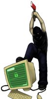 Hacker by stygorath