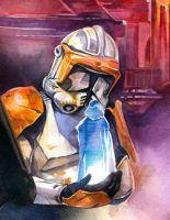 Stormtrooper: RotS Close-up by Callista1981