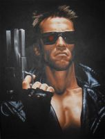 The Terminator by JonMckenzie