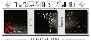 icon bases no. 35 by Sibelle
