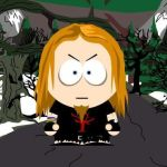 Old me as southpark by Starscream17
