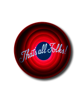 That's All Folks icon by SlamItIcon