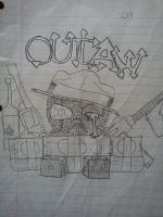 Outlaw '09 by DinomanInc