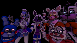 .:Happy New Year!!:. by TheFNAFLoverYT