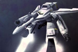 Robotech VF-1 by GoonCaptain
