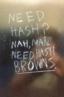 Hash Browns by MaximumSpazzitude