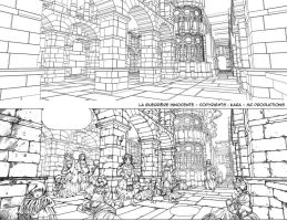 La Guerriere Innocente - Preview - The Convent by Karafactory
