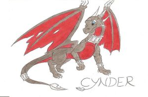 cynder by black-cynder