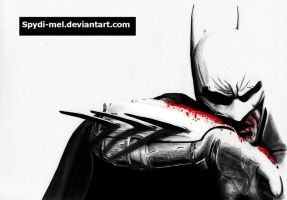 Batman Arkham City by Spydi-mel