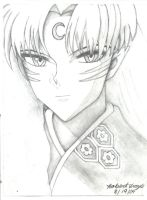 Sesshomaru by ratsugen