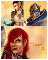 ME3: Details by tiikay