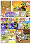 Freedom Planet Hunters - Page 9 by ParagonOfSonamy
