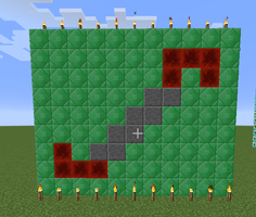 Bethany's Crowbar in Minecraft by TheChocolateArmor