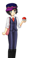 -- Pokemon Trainer -- by Nay-Hime