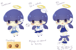 Persona ref??? by Byebi