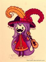 Mexican Lulu by Red-Ladix