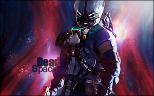 Dead Space Smudge by Synthasion
