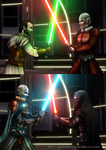 The Redemption of Malak - the prodigal Jedi by AraxussYexyr