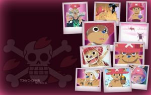 Tony Chopper Hito Hito no Mi by WOMDeimos