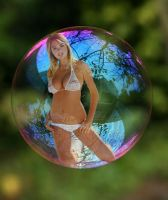 Kate Upton Bubbled by blunose2772